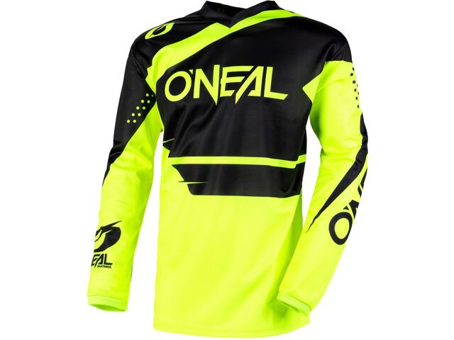 O'Neal Element Jersey Racewear Men black/neon yellow